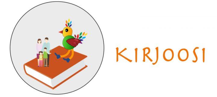 kirjoosi hankkeen logo